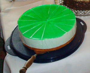 Wackelpuddingtorte