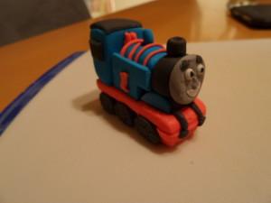 Thomas und seine Freunde Eisenbahn aus Fondant