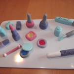Make up Fondant Gesamtansicht