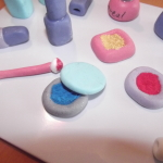 Make up Fondant Lidschatten